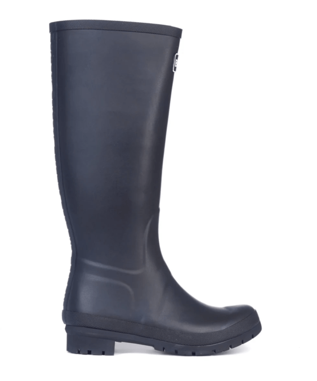 Barbour Abbey Wellington Boots - Black