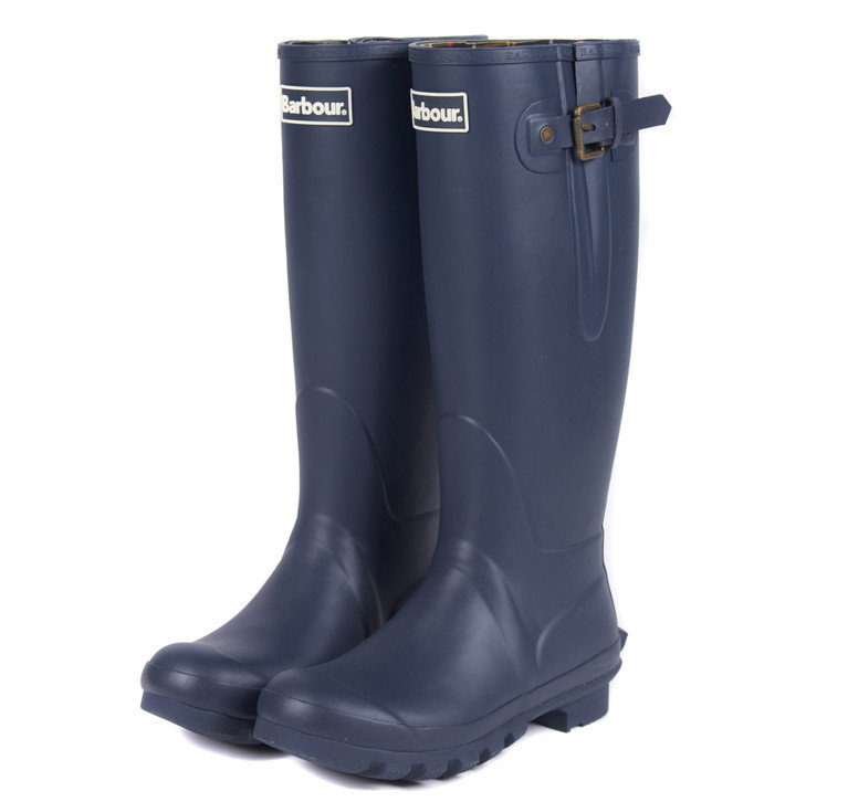 Barbour Amble Neo Welly - NAVY