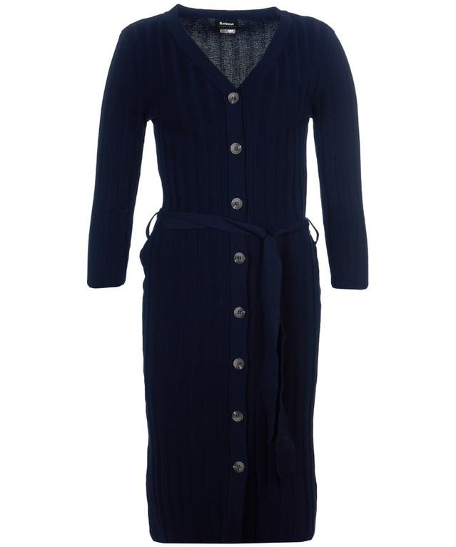 Barbour Aria Dress - Navy