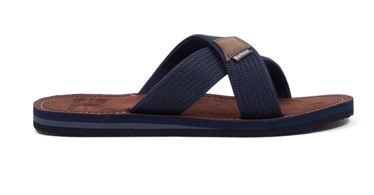 Barbour Ash Beach Sandal - Navy