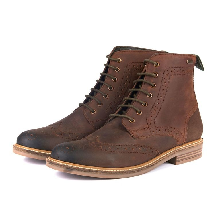 Barbour Belsay Boot - Chocolate