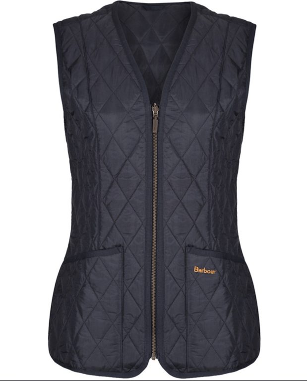 Barbour Betty Interactive Liner - Navy