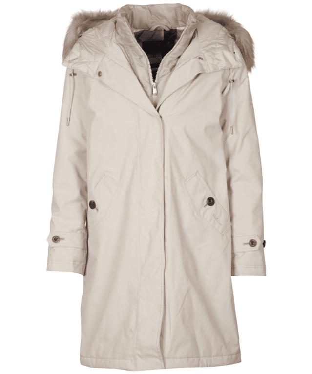 Barbour Braan Waterproof Parka - Mist