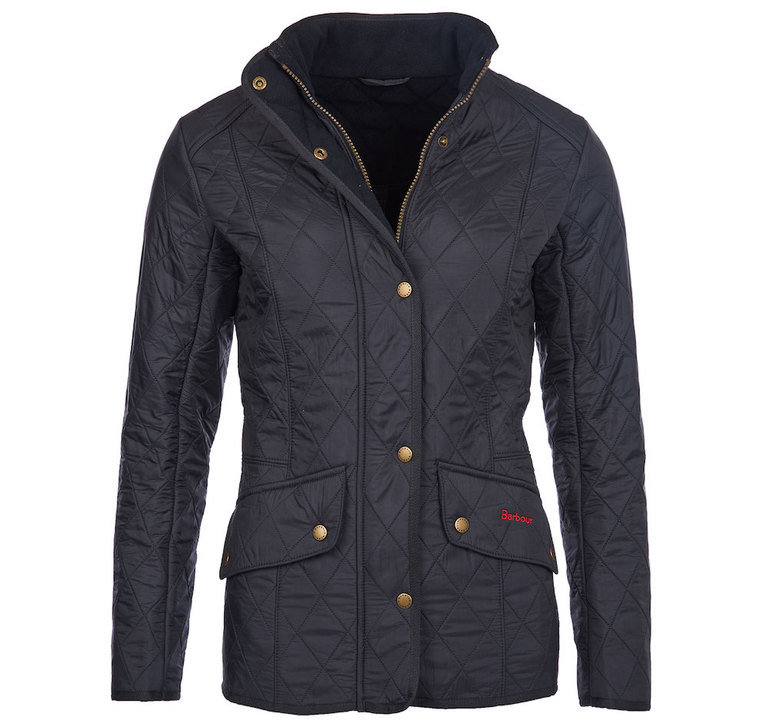 Barbour Calvary Polarquilt - Navy