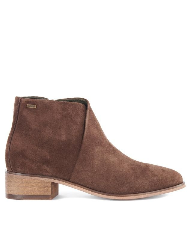 Barbour Caryn Boot  - Brown