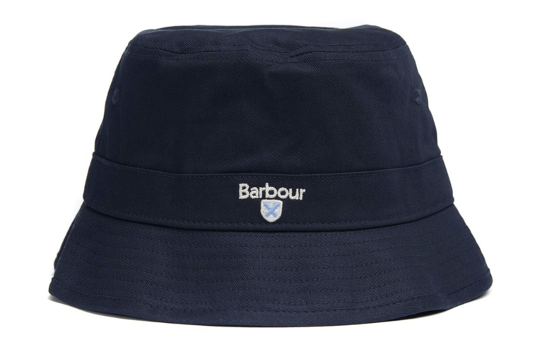 Barbour Cascade Bucket Hat - Navy