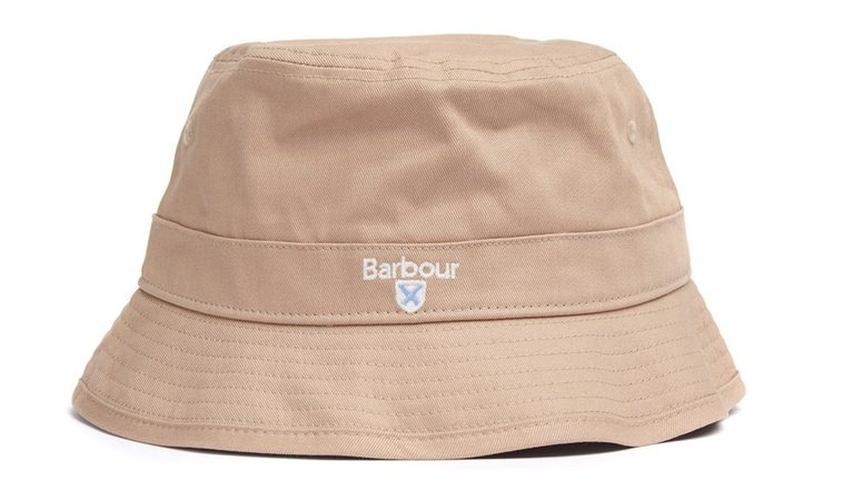 Barbour Cascade Bucket Hat - Stone