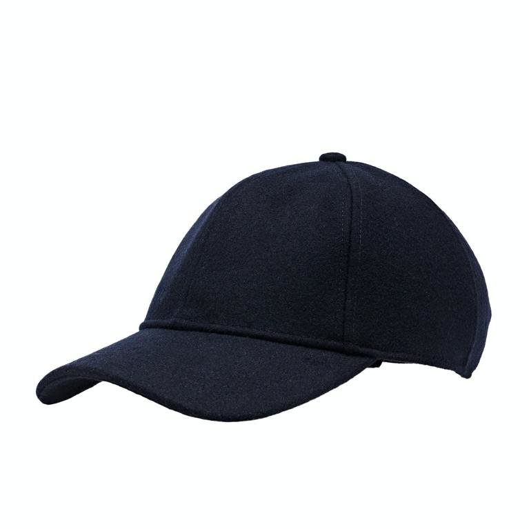 Barbour Coopworth Baseball Cap - Navy