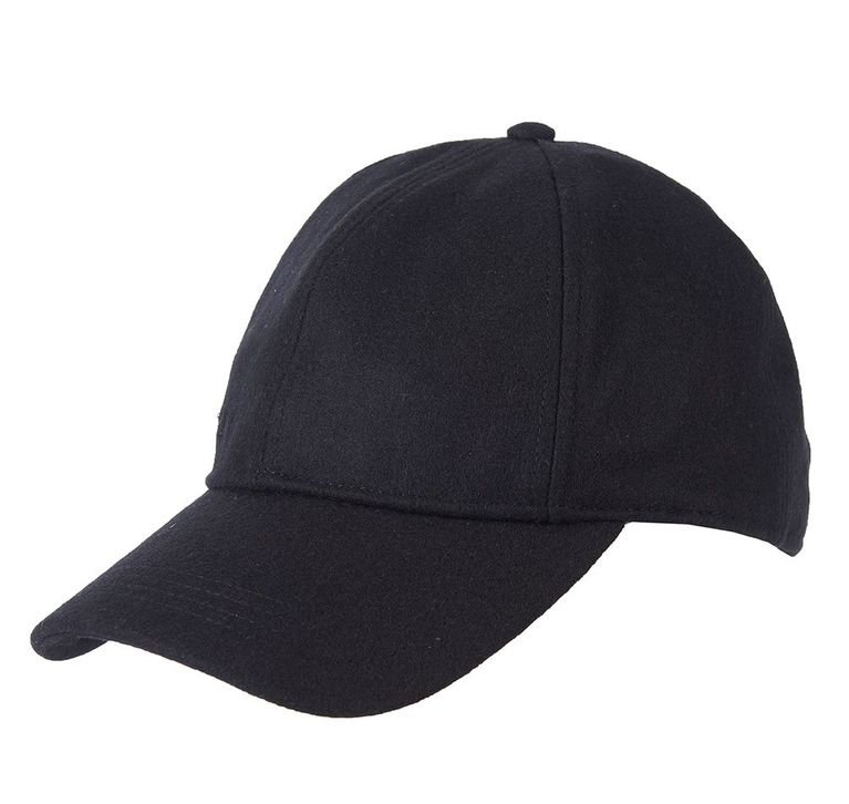 Barbour Coopworth Baseball Cap - Black