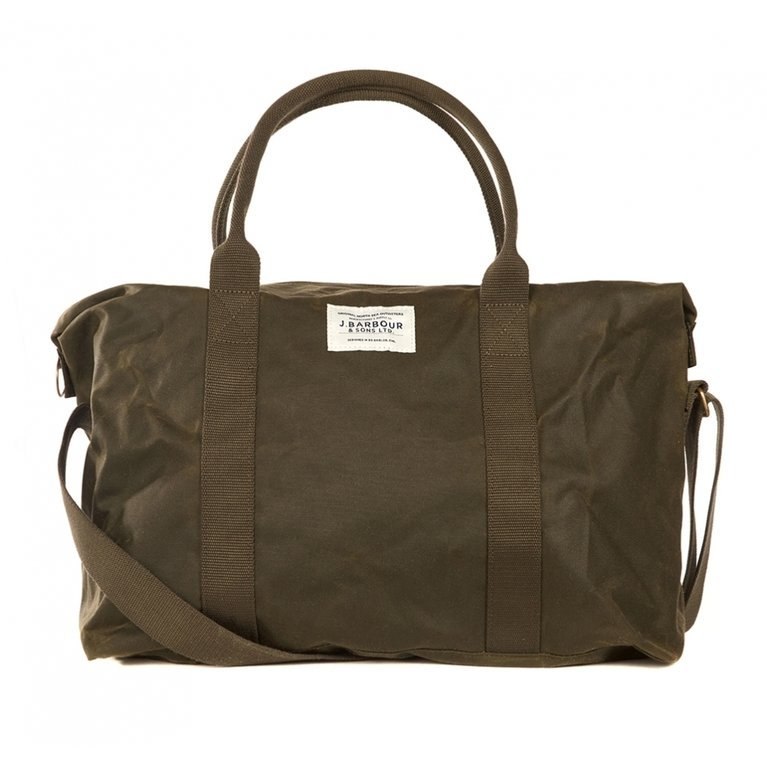 Barbour Eadan Holdall  - Olive
