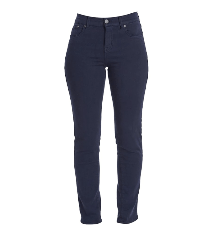 Barbour Essential Slim Trousers - Navy