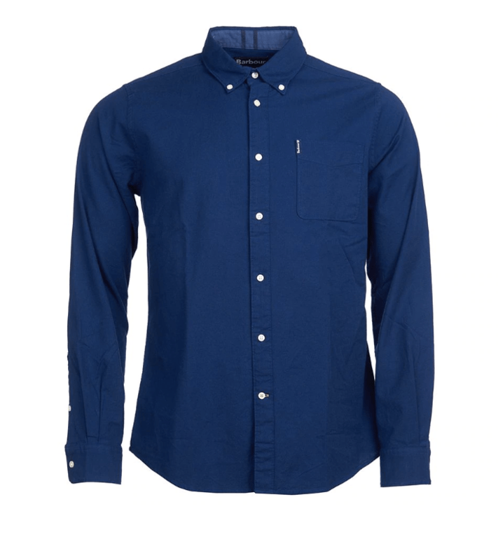 Barbour Flemington Shirt - Inky