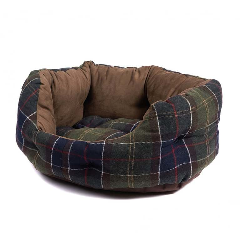 "Barbour Luxury Dog Bed 24""  - Classic"