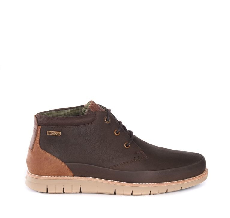 Barbour Nelson Chukka - Brown