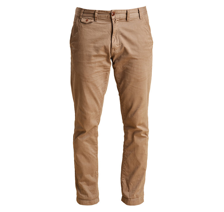 Barbour Neuston Twill Chinos - Stone