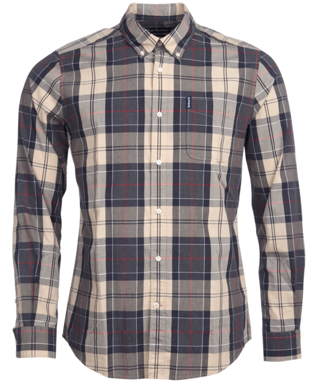 Barbour Sandwood Shirt  - Stone