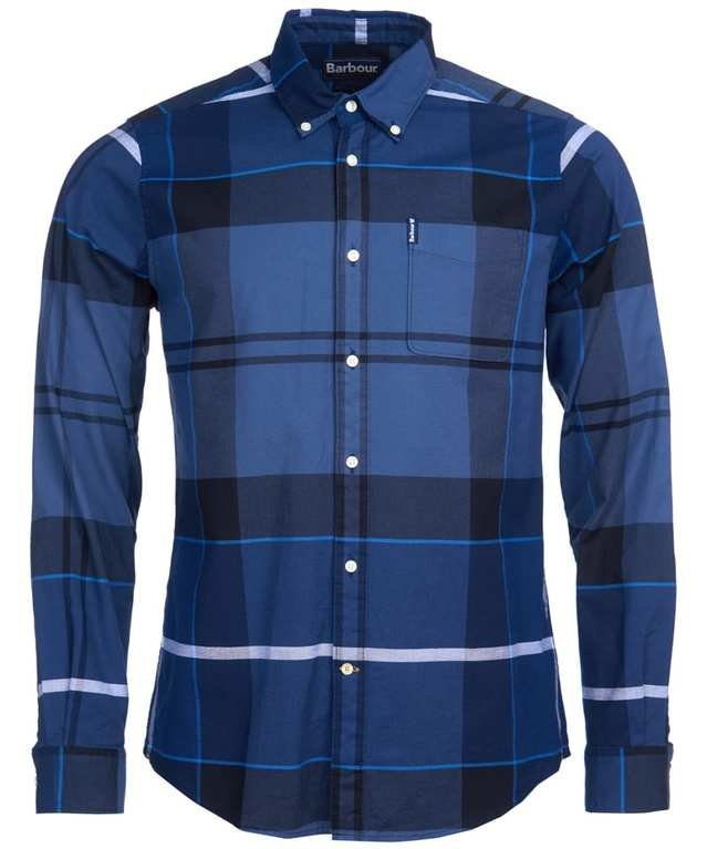 Barbour Sutherland Shirt - Inky