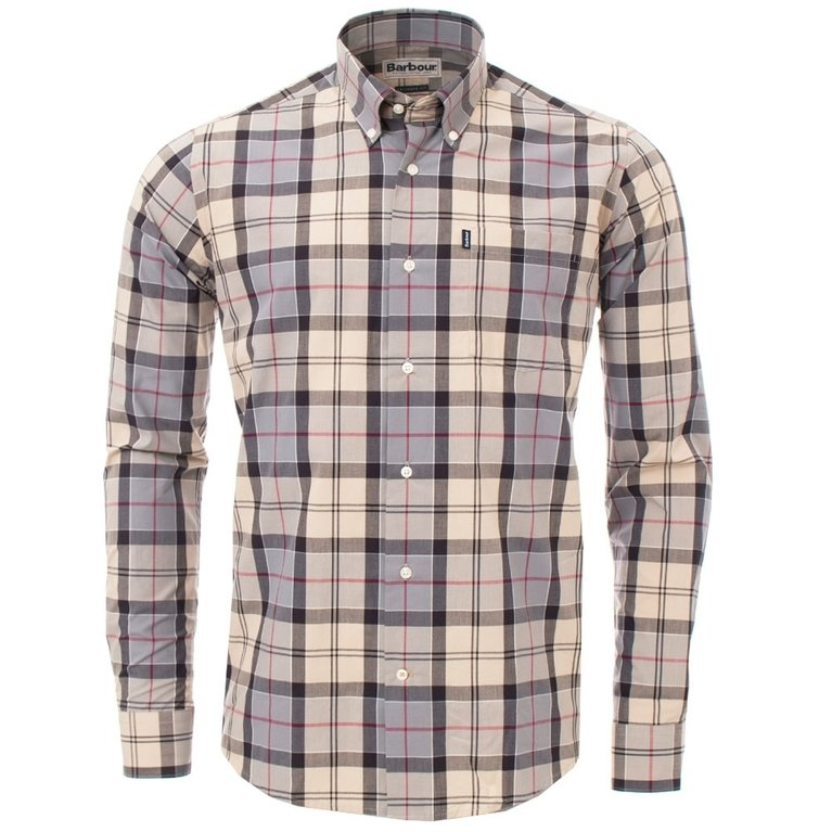 Barbour Tartan 7 Regular Fit Shirt  - Dress