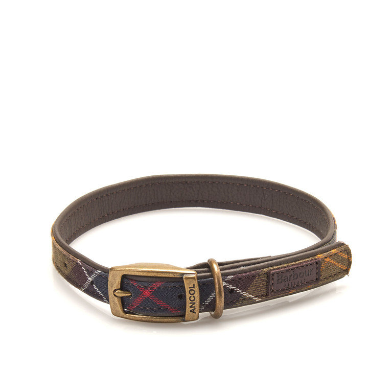 Barbour Tartan Dog Collar - Classic