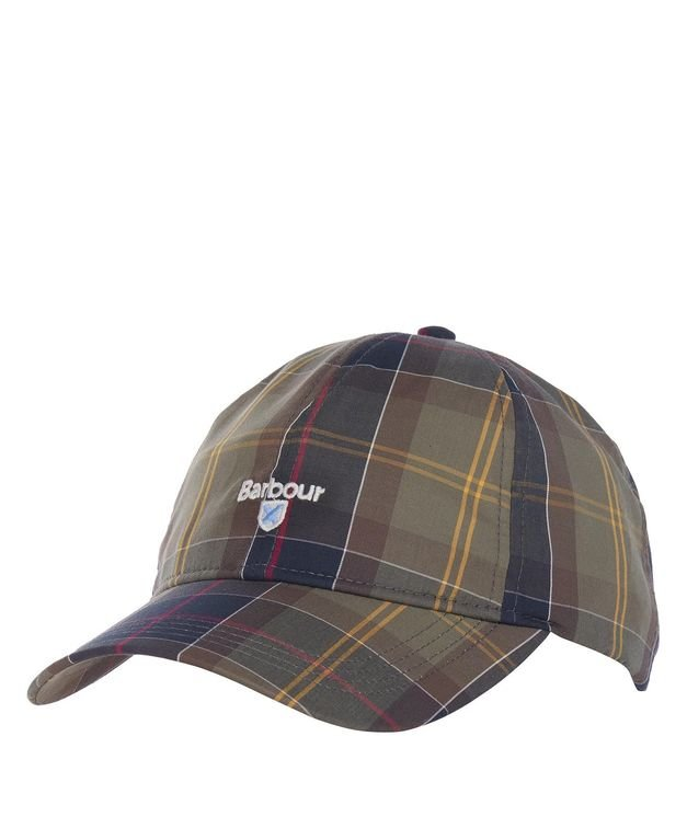 Barbour Tartan Sports Cap - Classic