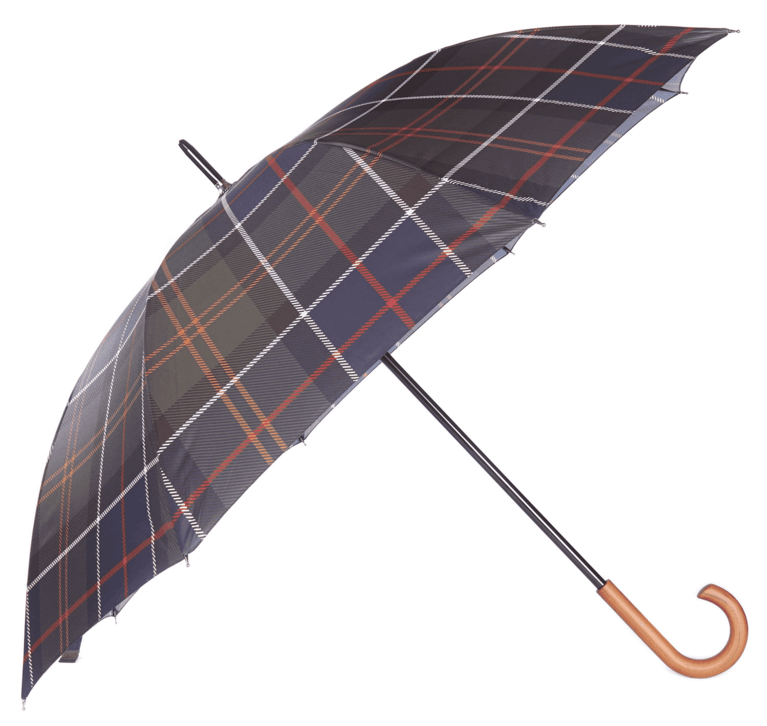 Barbour Tartan Walker Umbrella - Classic