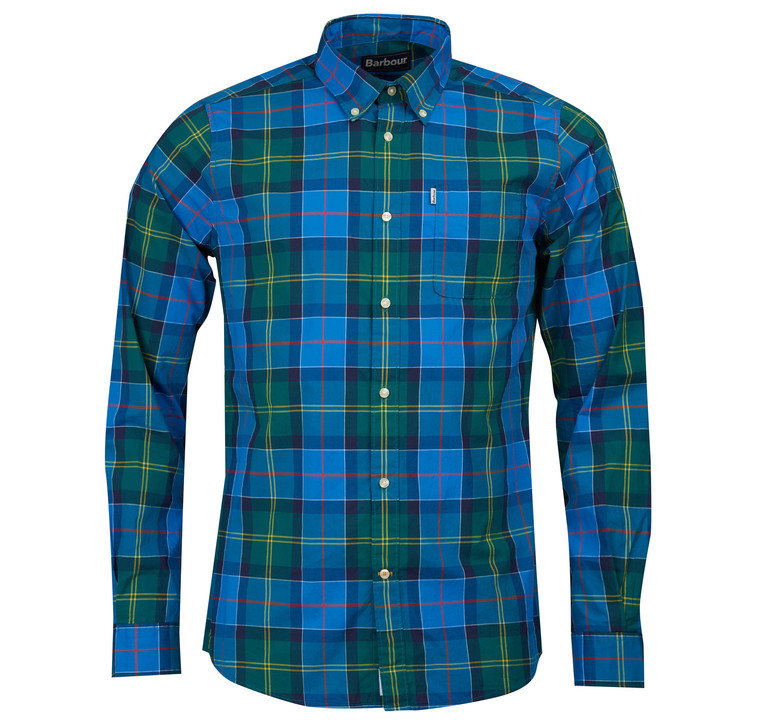 Barbour Toward Shirt - Blue