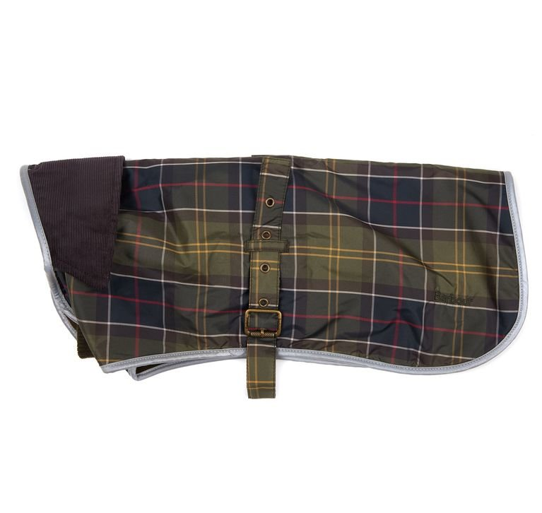 Barbour Waterproof Reflective Dog Coat - Classic