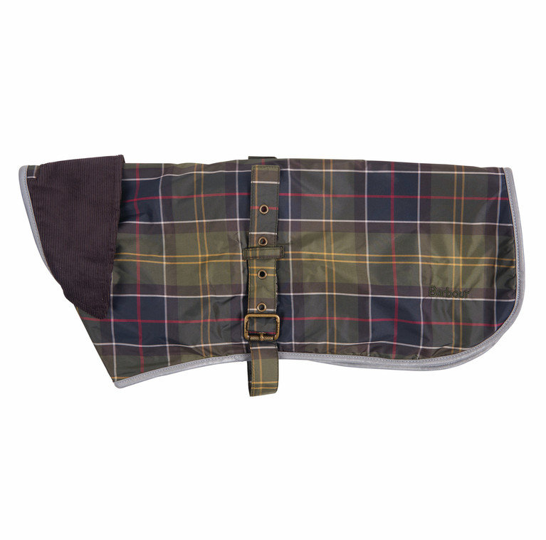 Barbour Waterproof Tartan Dog Coat - Classic