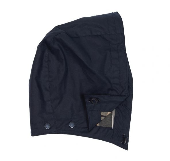Barbour Women's Re-engineered Hood  - Navy Dress