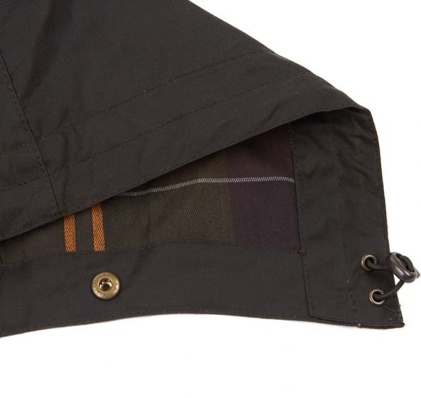 Barbour Women's Re-Engineered Hood - Olive Classic