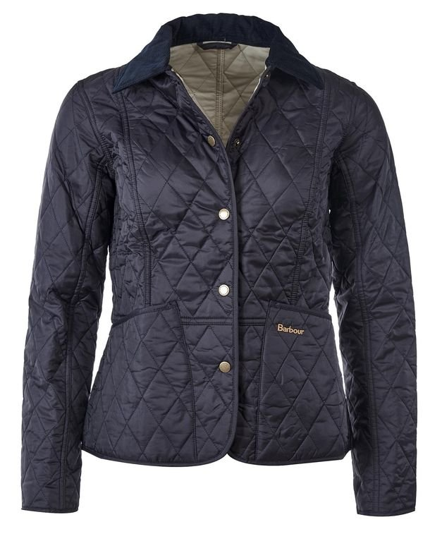 Barbour Women's Summer Liddesdale Quilt Jacket - Navy
