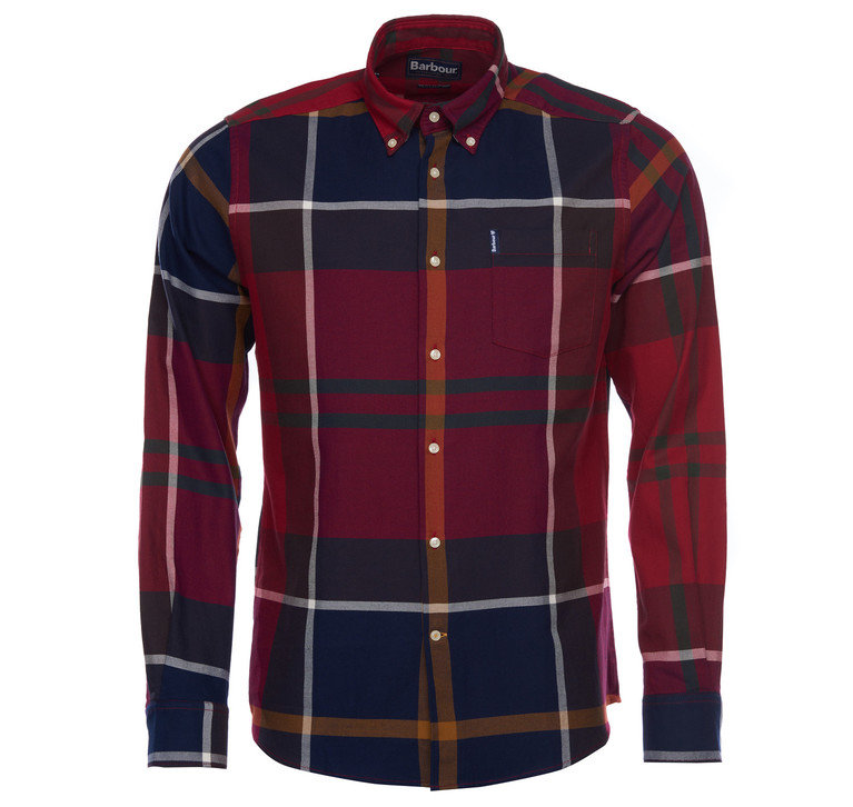 Dunoon TF Shirt - Red