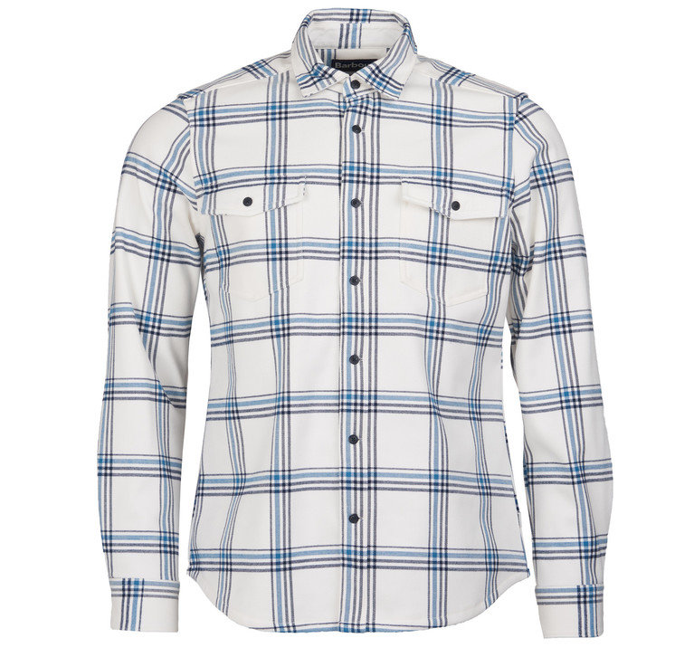 Barbour Winterton Shirt - Ecru