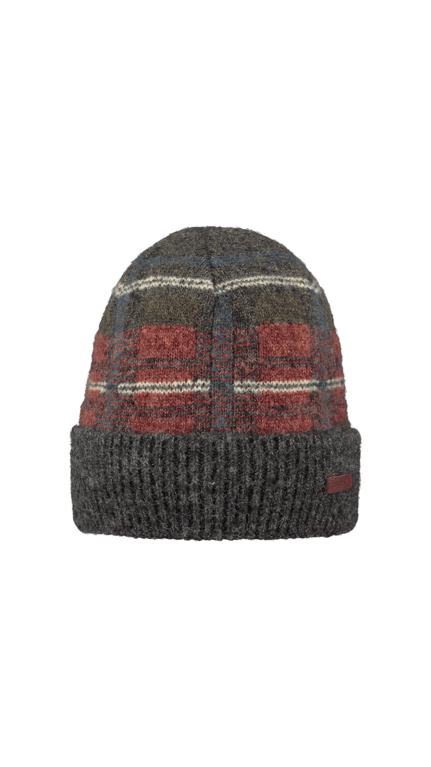 Barts Calep Beanie  - Dark Heather