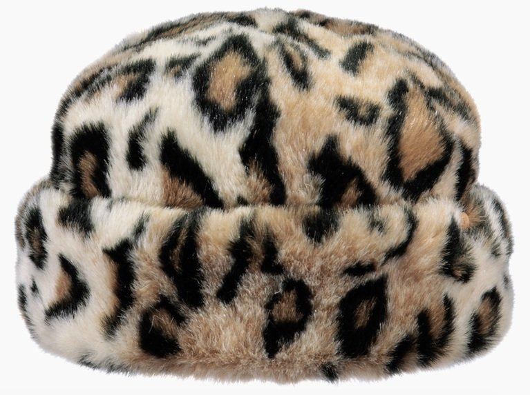 Barts Cherry Bush Hat - Leopard