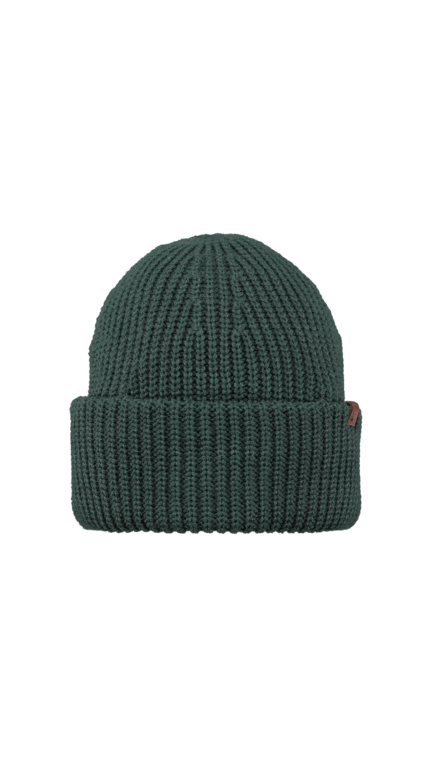 Barts Derval Beanie - Bottle Green
