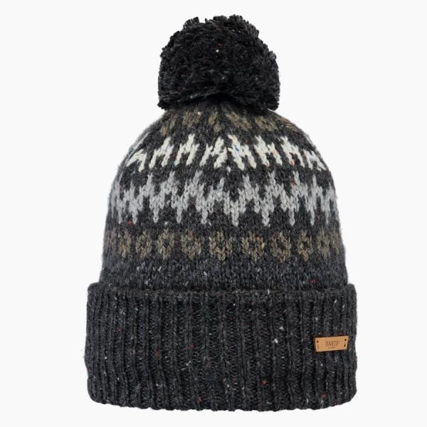 Barts Eljar Beanie - Dark Heather