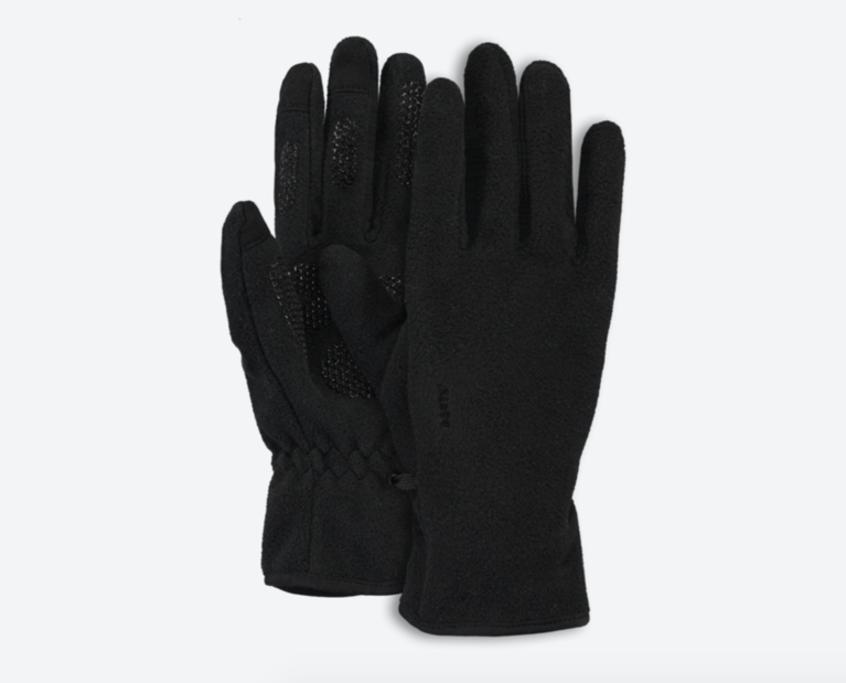 Barts Fleece Touch Glove  - Black