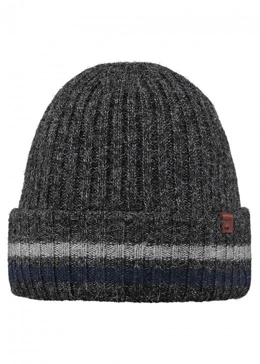 Barts Gavle Beanie  - Dark Heather