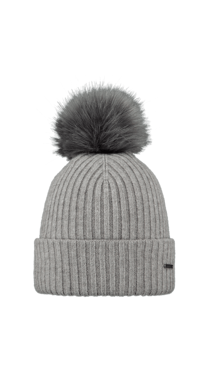 Barts Kenzie Beanie  - Heather Grey