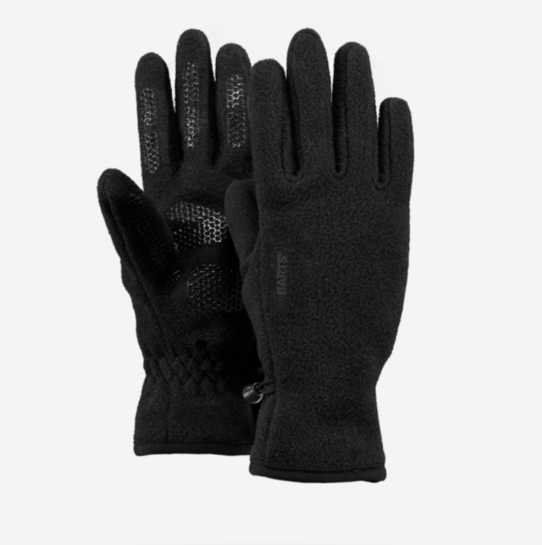Barts Kids Fleece Glove - Black