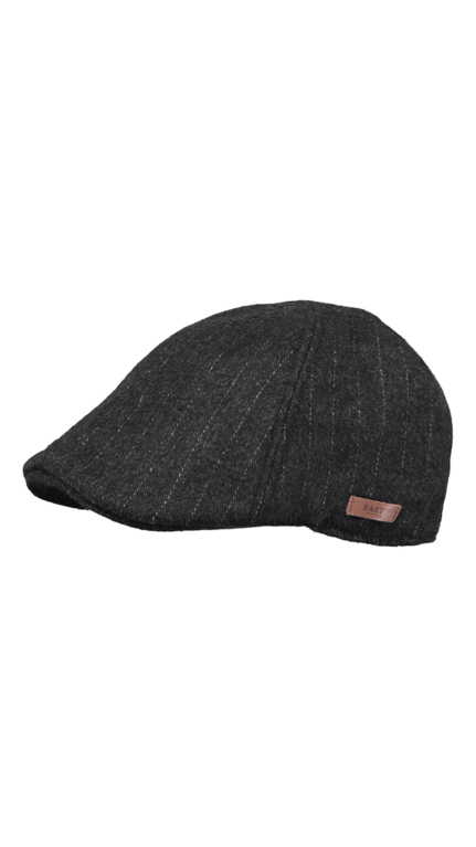 Barts Mr. Mitchell Cap - Anthracite