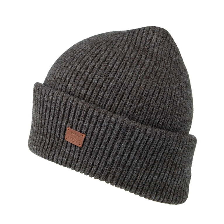 Barts Natham Beanie/ Ski Mask  - Dark Heather