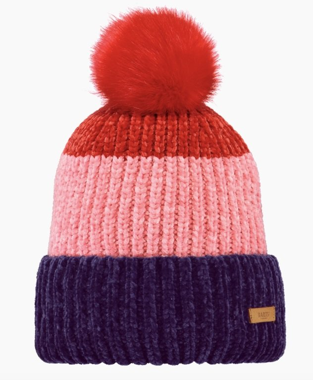 Barts Starflower Beanie - Purple