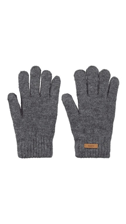 Barts Witzia Gloves  - Dark Heather