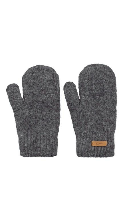 Barts Witzia Mitt - Dark Heather