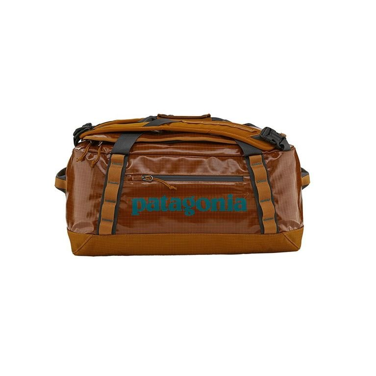 Patagonia Black Hole Duffel 40 Litres - Hammonds Gold