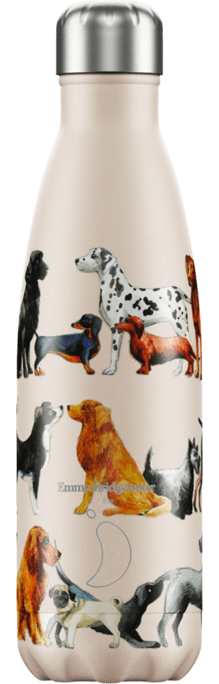 Chilly's Bottle 500ml - Emma Bridgewater Dogs
