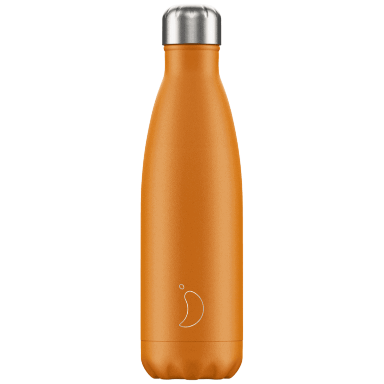 Chilly's Bottle 500ml - Neon Orange