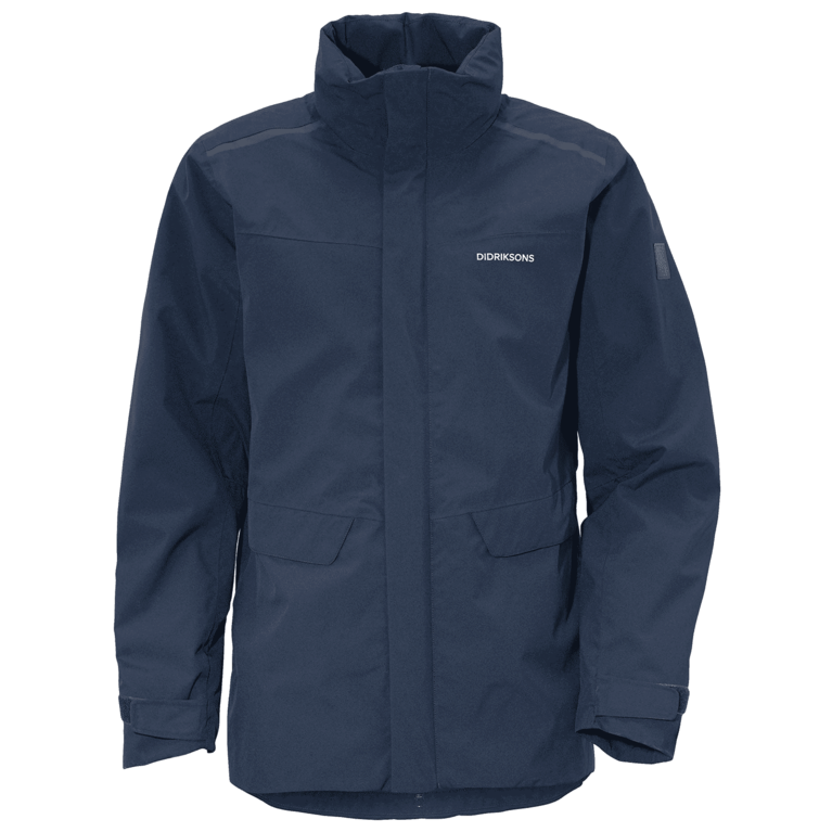 Didriksons Bruni Jacket - Navy